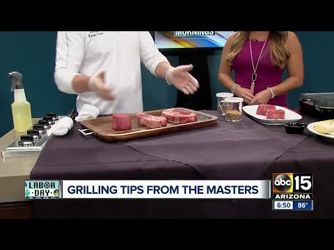 Longhorn Steakhouse Offers Us The Best Grilling Tips