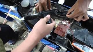 remot motor pake HP