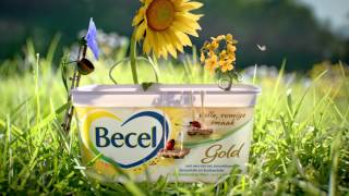 Becel Little Flowers 2015 commercial