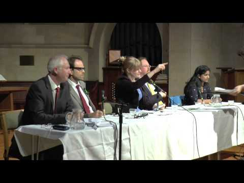 Cambridge Human Rights Hustings 14 April 2015