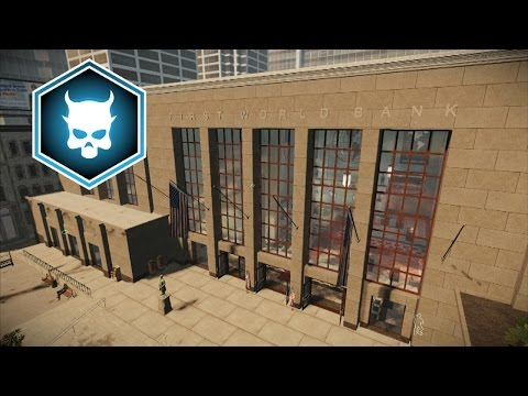 [Payday 2] - First World Bank - One Down - Solo (Stream)