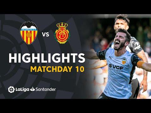 Valencia Mallorca Goals And Highlights