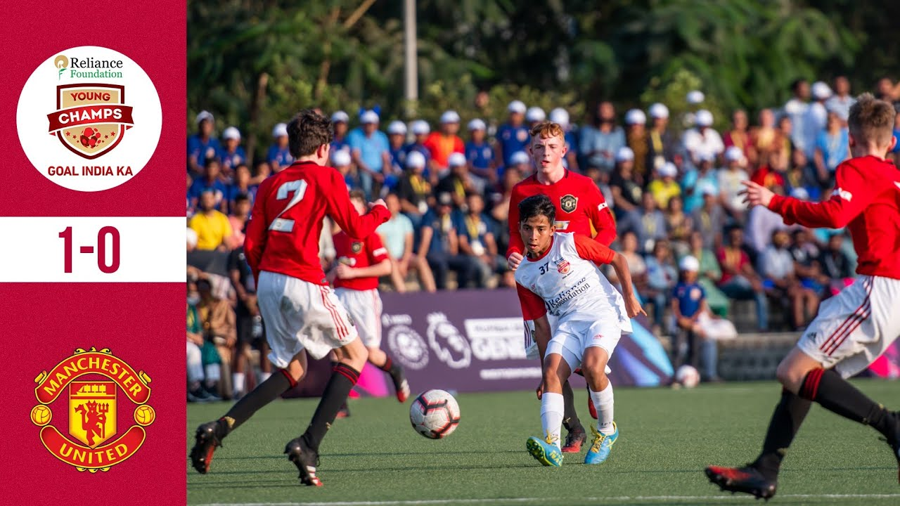 Download Next Gen Mumbai Cup Highlights: Manchester United Vs Reliance Young Champs