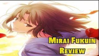 Kara No Kyoukai: Mirai Fukuin Review