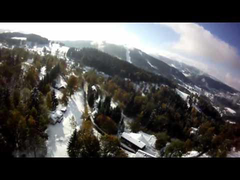 EasyStar Flight  Albrechtice v Jiz horach 19102009