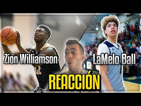 LaMelo Ball vs Zion Williamson | REACCIÓN