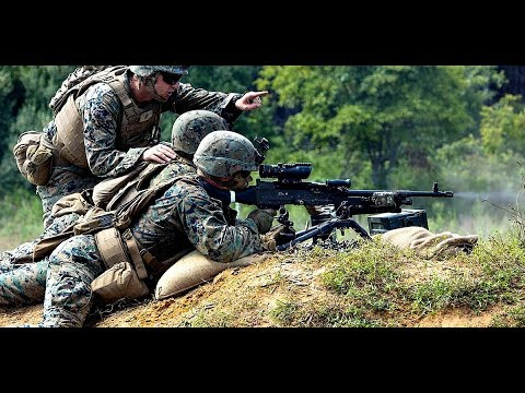 Camp Pendleton: 8-26-17. Deployed For Training Gives Marine's Realistic Battle Scenarios.