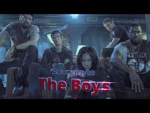 The Boys - Jack Quaid's character motivation Soundbyte