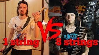 Strings Battle - Ваганыч vs Марченко
