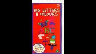 Baixar School Zone Big Letters & Colours [VHS]