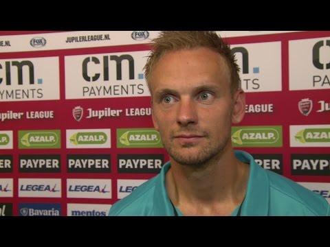Siem de Jong debuteert voor PSV