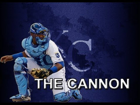 Salvador Perez: The Cannon