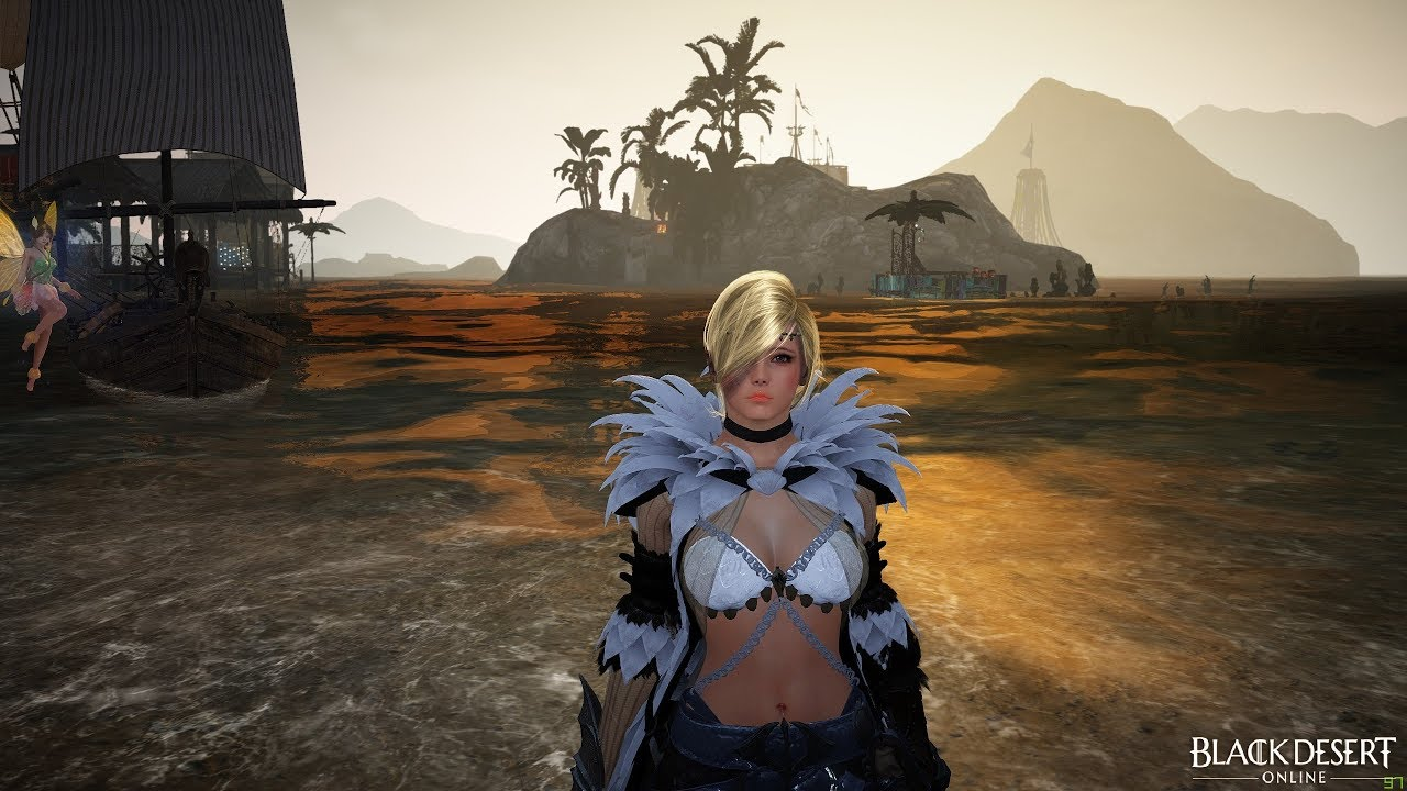 BDO Evasion Sorceress Node War PvP Montage