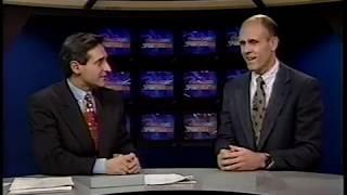 MSG SportsDesk Interviews NY Jets Interim Head Coach Bill Belichick 1997