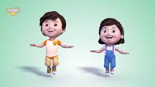 College Computer Swari Buner Funny Animals Dance Video for Children