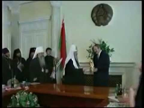 Tribute to Alexander Lukashenko