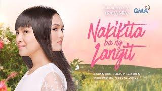 Playlist Lyric Video: Nakikita ba ng Langit – Golden Cañedo ('Kara Mia' OST)
