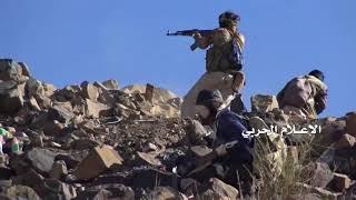 Война в Йемене. Фрагмент боя ( февраль 2018)