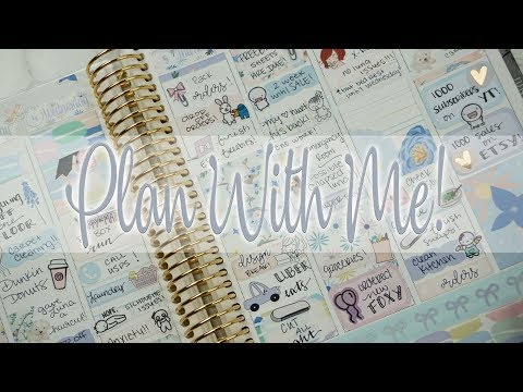 Plan With Me! // Life is Sweet // Rewind Spread