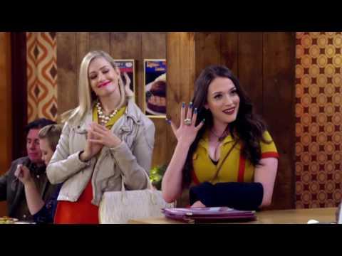 Две девицы на мели 6 сезон 8 серия