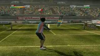 Top Spin Gameplay PC (Best Tennis Game Ever)