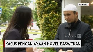 Menguak Dalang di Balik Kasus Penyiraman Air Keras Novel Baswedan - Live Interview