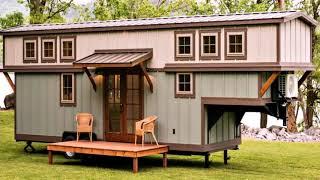 Gooseneck Trailer Tiny House Floor Plans