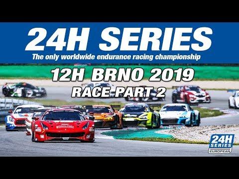 Hankook 12H BRNO 2019 - Race Part 2