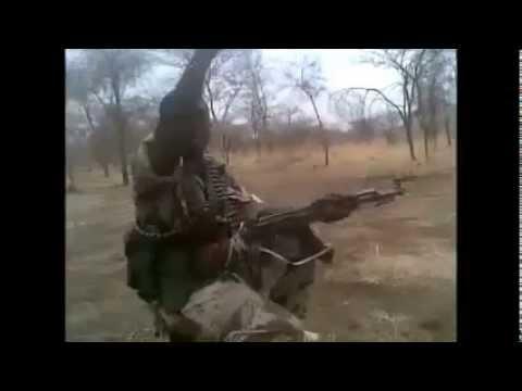 Real War: Chadian Troops Engage Boko Haram/ISIS In Nigeria