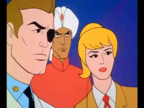 tastic Voyage   1968 Animated TV Series  Episode 01  Gathering of the Team