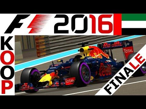 F1 2016 KOOP Saison 2 Finale – Abu Dhabi GP – Lets Play Formel 1 2016 Gameplay German | CSW