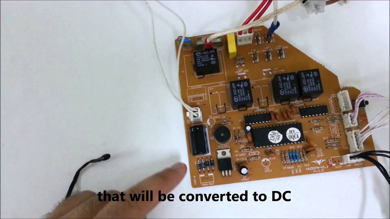 Introducing A C Control Board Youtube