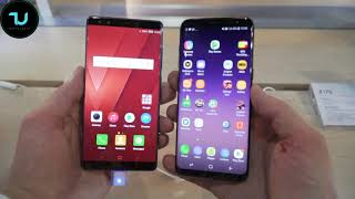 Samsung S8 vs Nubia Z17S Comparison/Side by Side/+ Galaxy S8 vs HTC U11 Plus