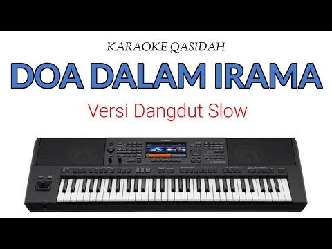 DOA DALAM IRAMA - KARAOKE | SAMPLING YAMAHA PSR 970