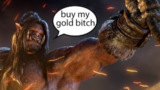 Blizzard Become Gold Sellers - Sell Game Time for In-Game GOLD !!