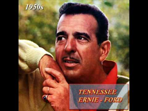 Tennessee Ernie Ford sings I'd be a Legend in my Time