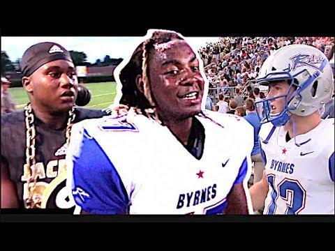 🔥 #2 Team In South Carolina Byrnes High (Duncan, SC) V Greer (Greer , SC) Action Packed Highlights