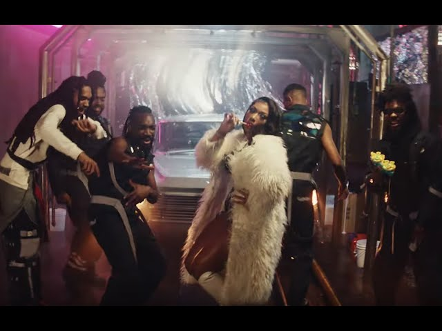 Phony Ppl - Fkn Around (feat. Megan Thee Stallion) [Official Video]
