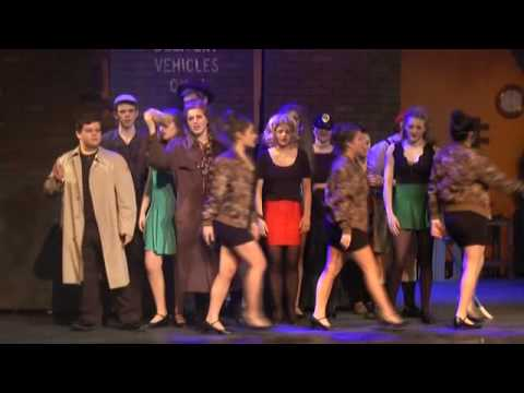 St. Francis High School 2017 Production of Little Shop of Horrors Audrey Cast