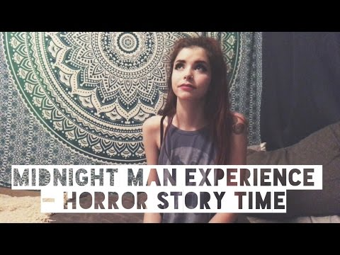 The Midnight Man game - Horror story time