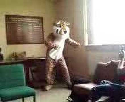 jimmy the dancing tiger