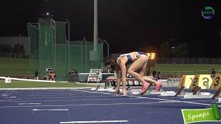W 100M Hurdles Final | Sydney 2019 | Michelle Jenneke & Celeste Mucci | ᴴᴰ