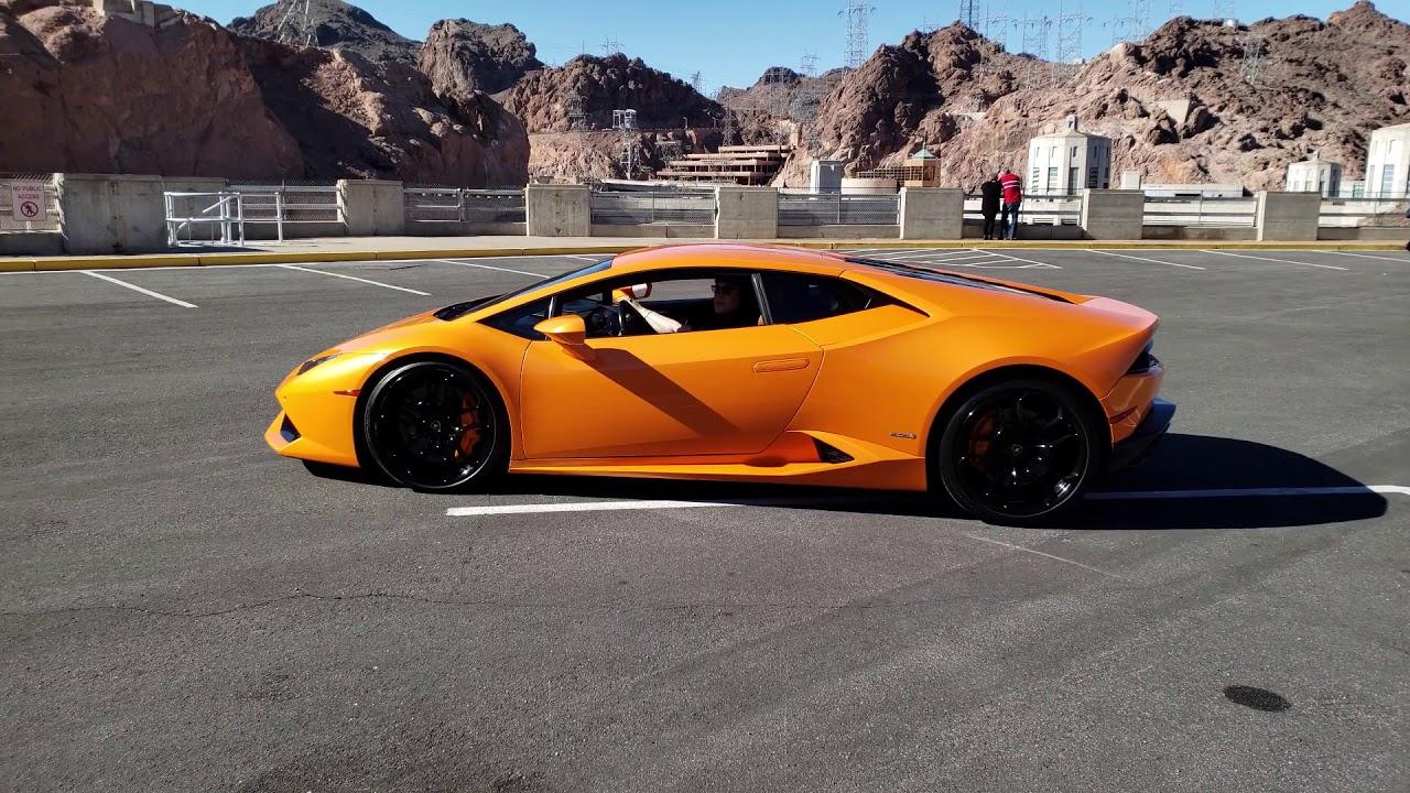 Royalty Exotics Lamborghini Huracan Rental - Las Vegas ...