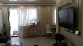 Купить квартиру с дизайнерским ремонтом и мебелью в Новороссийске