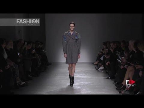 GUY LAROCHE Full Show Fall 2016 Paris Fashion Week by Fashion Channel