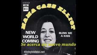 Mama Cass Elliot- New world coming- subtítulos español