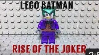 LEGO Batman rise of the joker