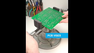 PCB Vises - Collin's Lab Notes #adafruit #collinslabnotes