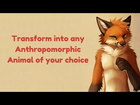 Transform into any Anthropomorphic Animal (Subliminal Affirmations)