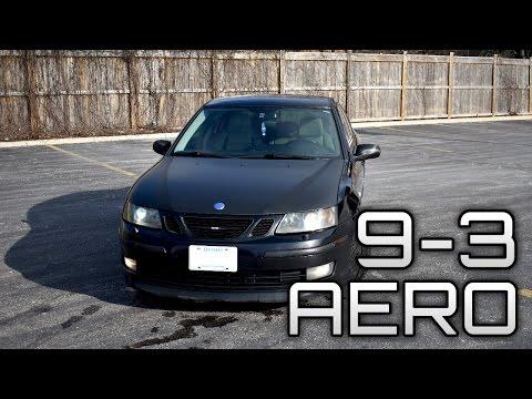 2007 Saab 9-3 Aero Review - SpoilerAlert